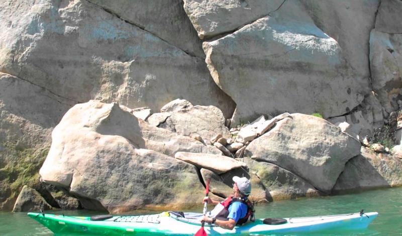 Deca-Kayak en el Río Palmones