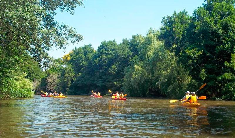 SÁB 12 DIC – Ruta en Kayak