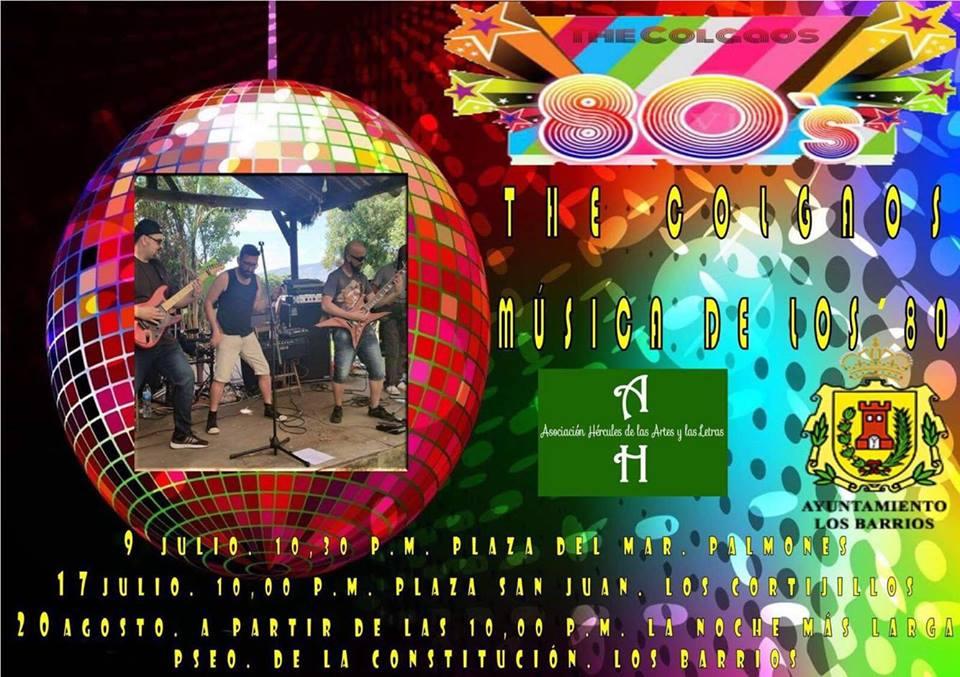 The Colgaos 17 Julio y 20 de Agosto