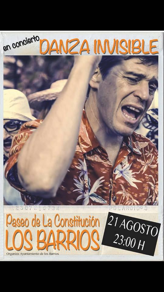 Concierto Danza Invisible-21 de Agosto