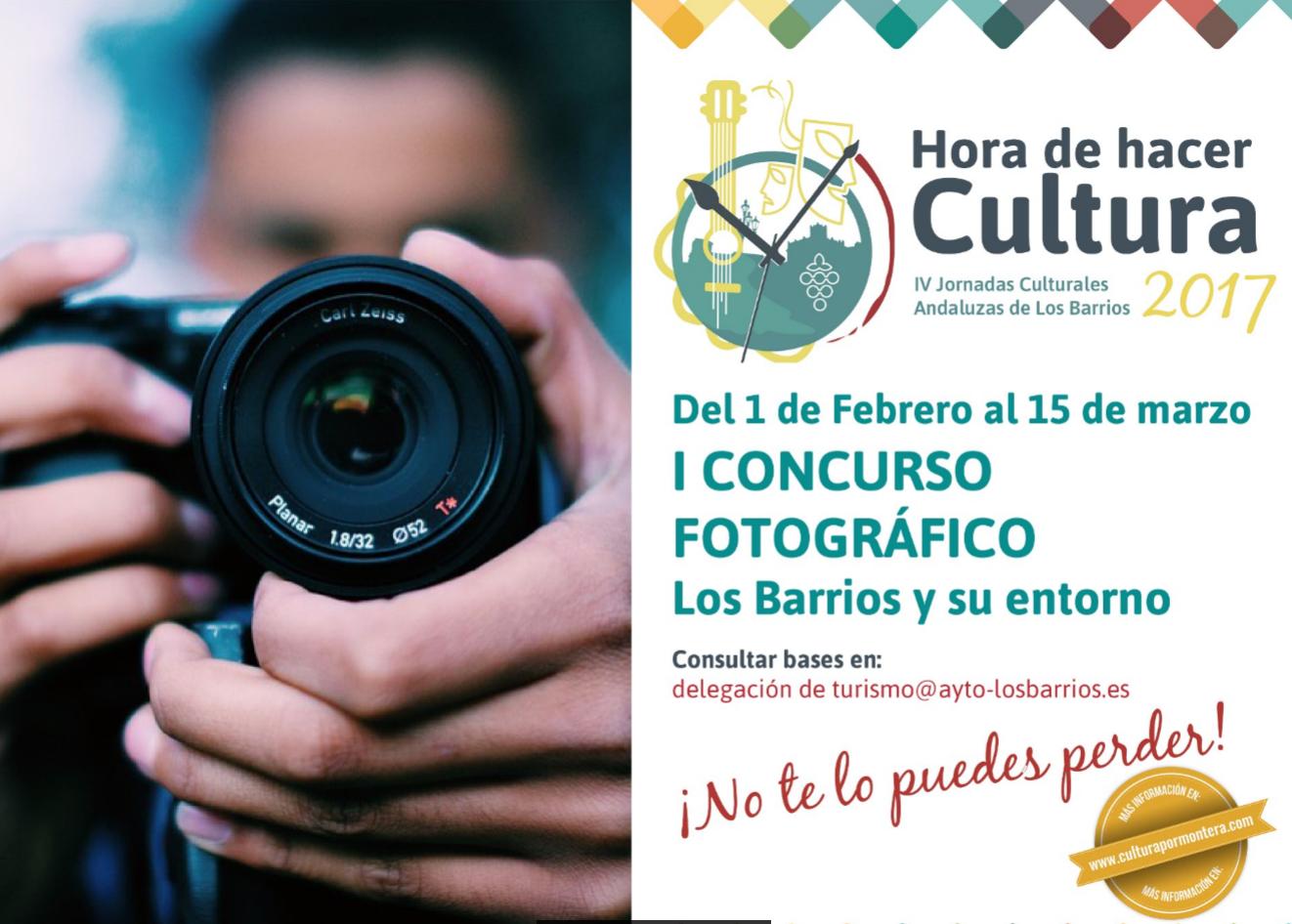 I CONCURSO FOTOGRÁFICO LOS BARRIOS Y SU ENTORNO