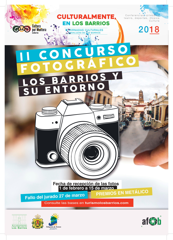 II Concurso Fotográfico Los Barrios y su entorno