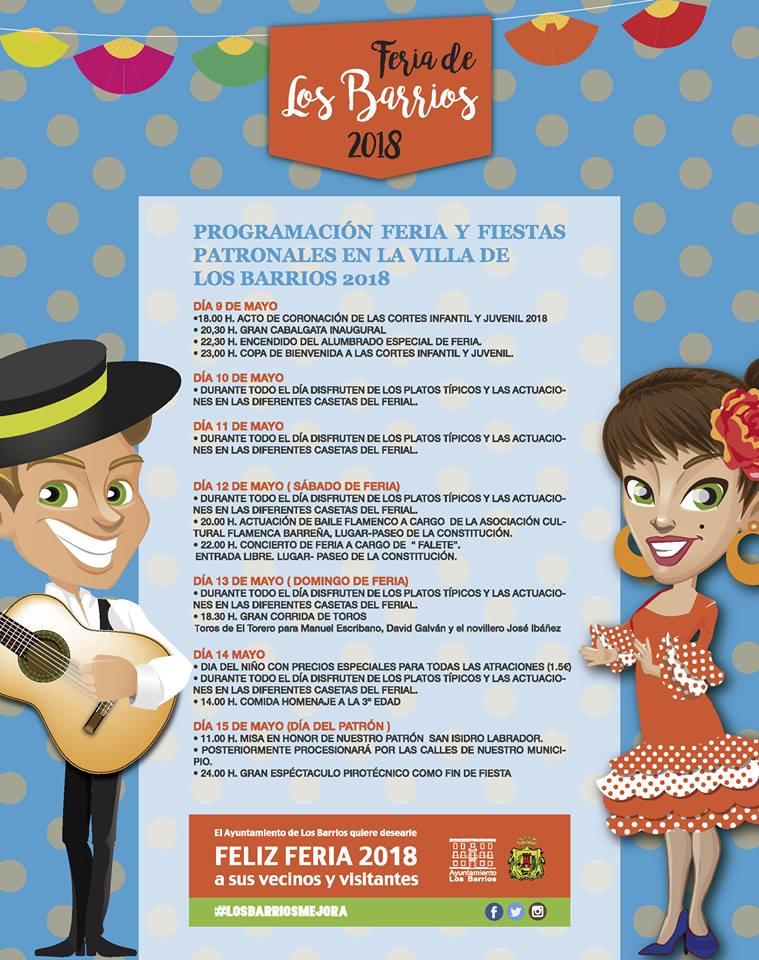 Feria de Los Barrios 2018