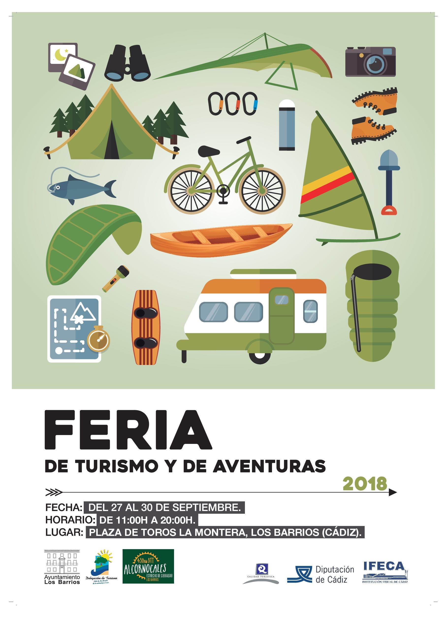 Los Barrios mostrará su potencial turístico en la I Feria de Turismo y Aventuras