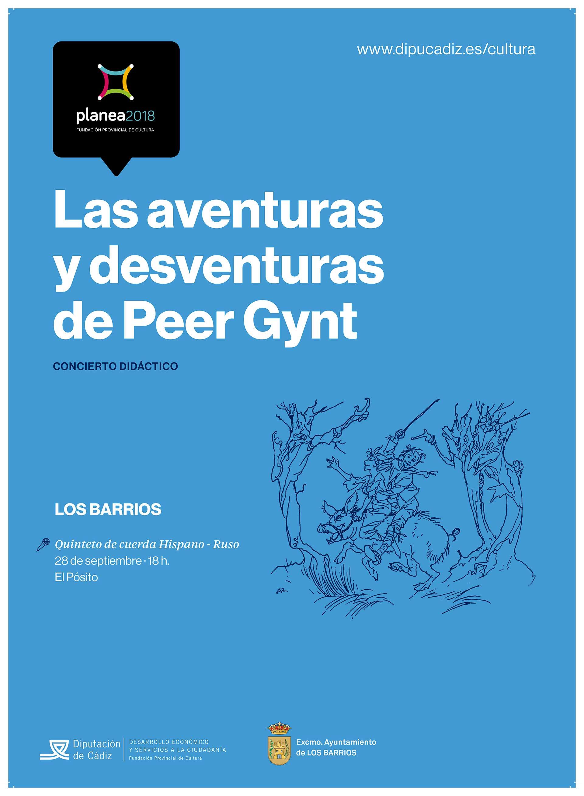 Las aventuras y desventuras de Peer Gynt