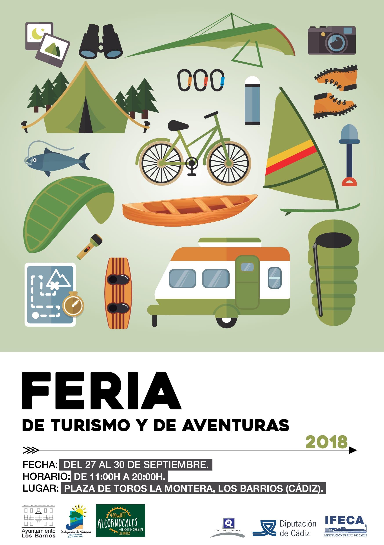 Programación feria de Turismo y Aventuras 2018