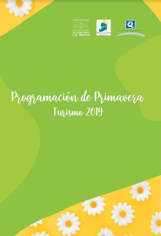 Programación de primavera en Los Barrios