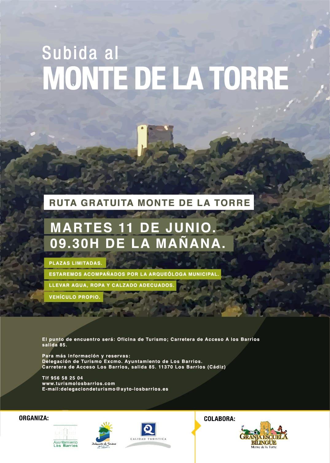 Ruta gratuita Monte de La Torre