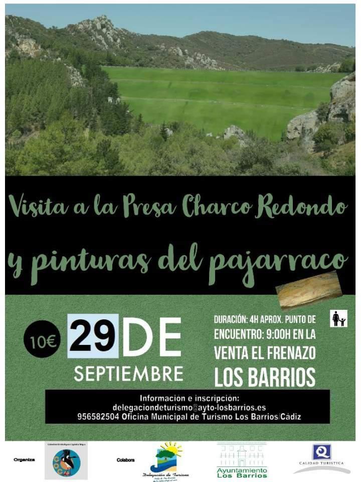 Visita a la Presa Charco Redondo y Pinturas del Pajarraco