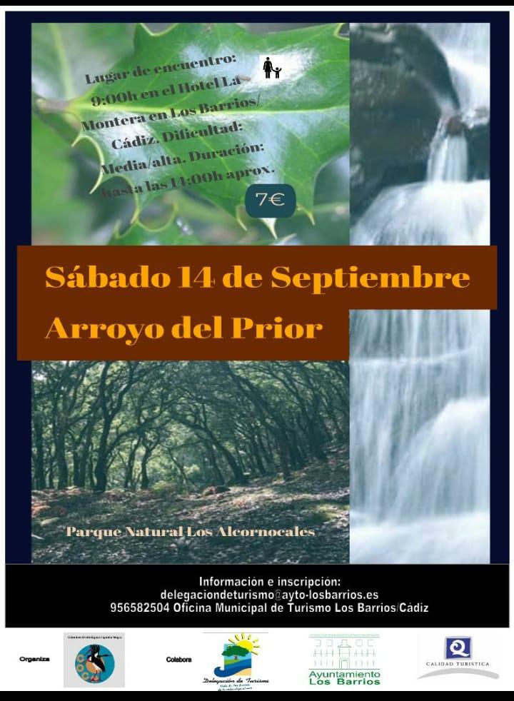 Ruta Arroyo del Prior