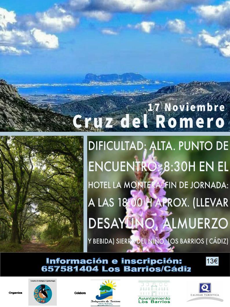 Cruz del Romero – 17 de noviembre